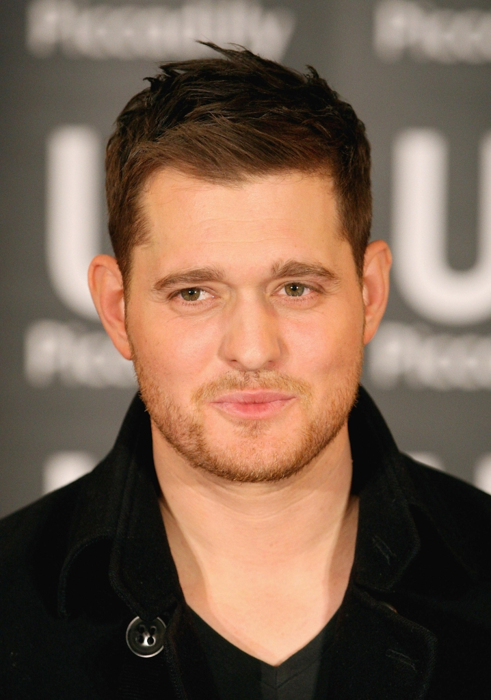 Michael Buble - Book Signing