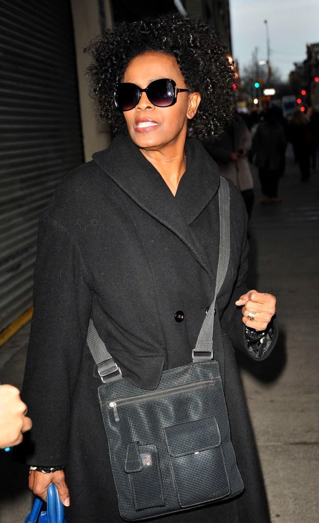 Celebrity Sightings In New York City - January 28, 2016