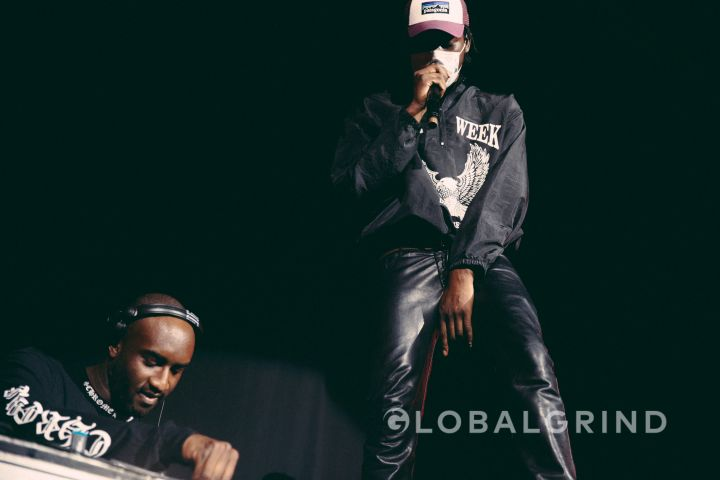 Theophilus London and Virgil Abloh continue to bring the heat.