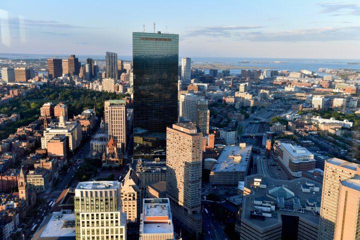 Boston Exteriors & Landmarks
