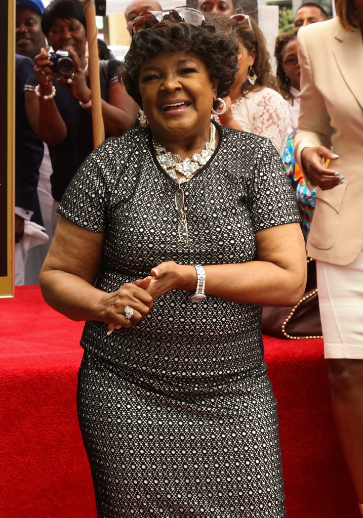 Shirley Caesar Honored With Star On The Hollywood Walk Of Fame