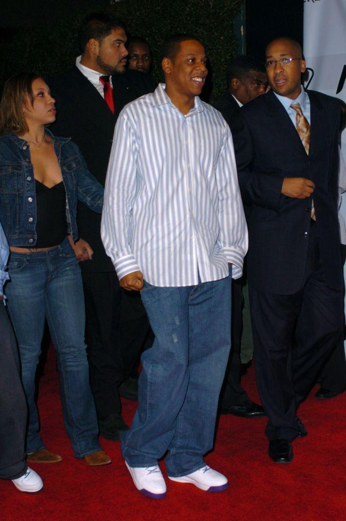 Reebok, Jay-Z , Baron Davis and Belvedere Vodka Host NBA After Party