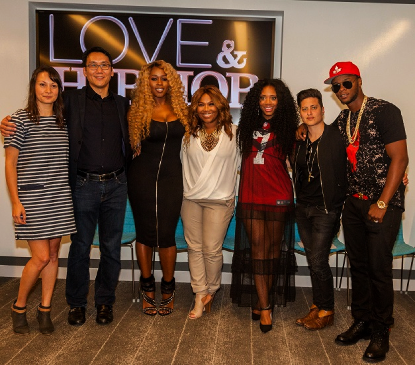 'Love & Hip Hop: The Game'