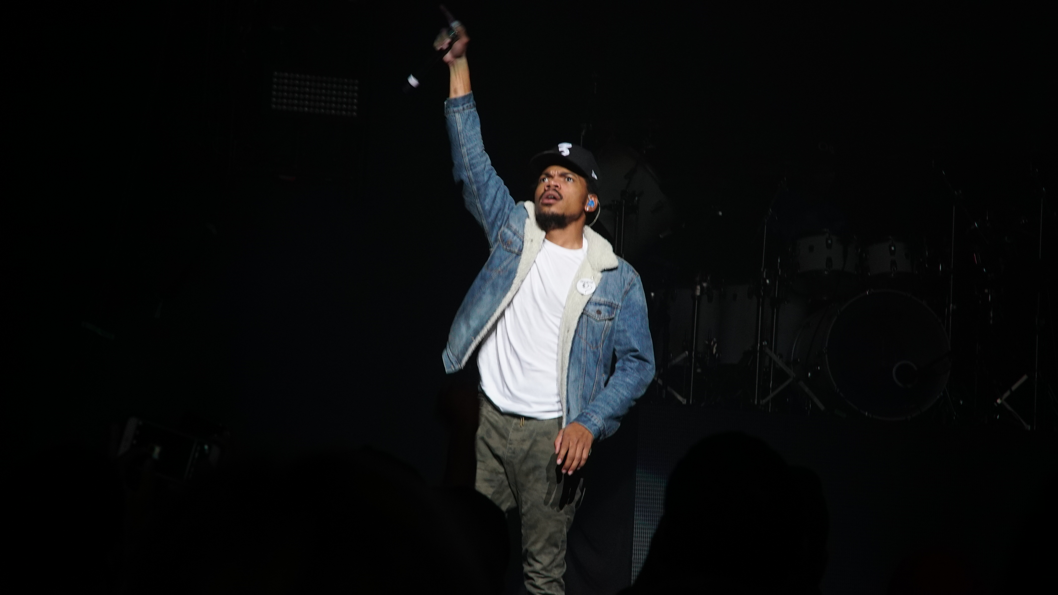 Chance The Rapper Magnificent Coloring Tour Stop