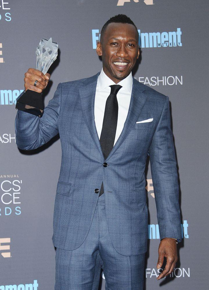Critics Choice Award Win