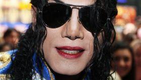 Michael Jackson Look-Alikes - Photocall
