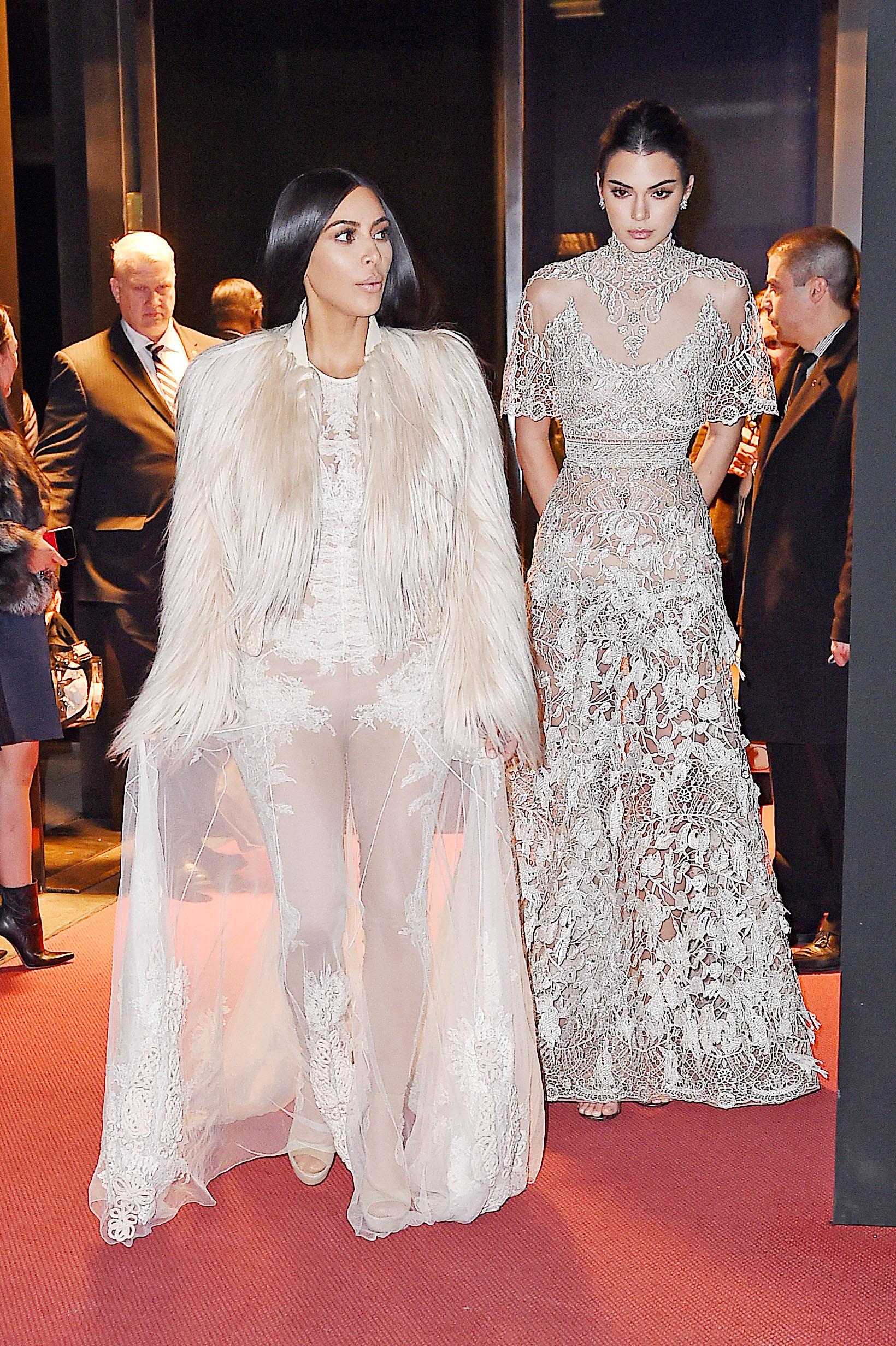 Celebrity Sightings In New York City - January 16, 2017