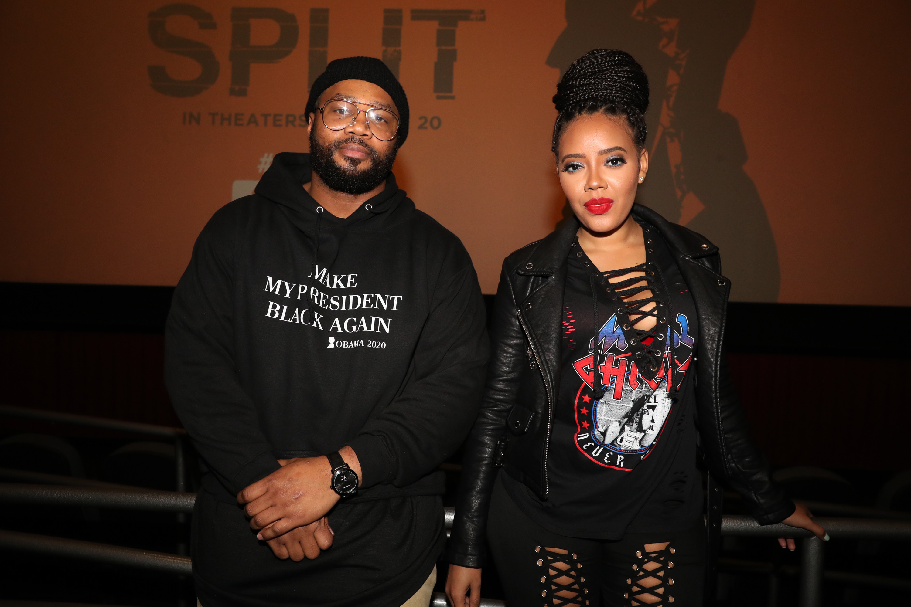'Split' Special Screening Hosted By Angela Simmons
