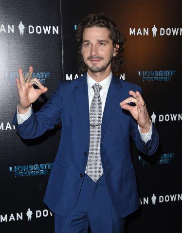 Premiere Of Lionsgate Premiere's 'Man Down' - Arrivals