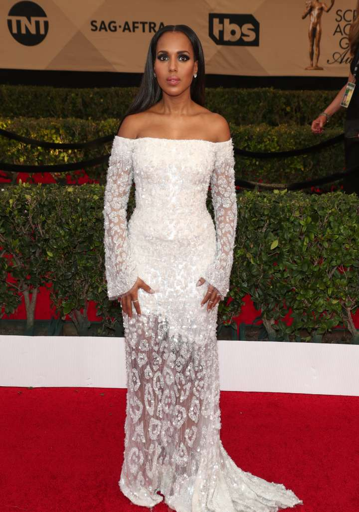 Can Kerry Washington be any more stunning?