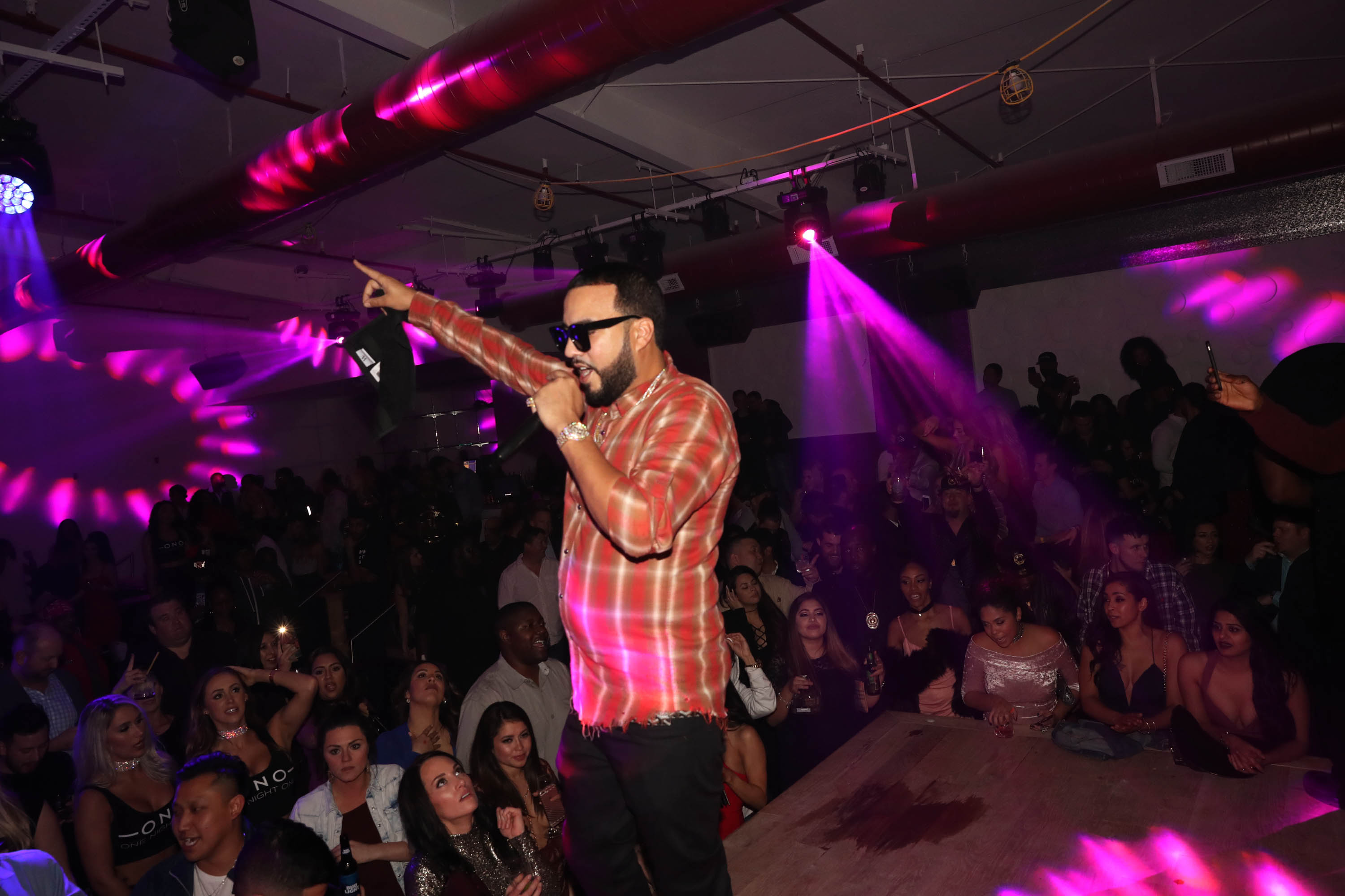 French Montana And IRIE At One Night Only