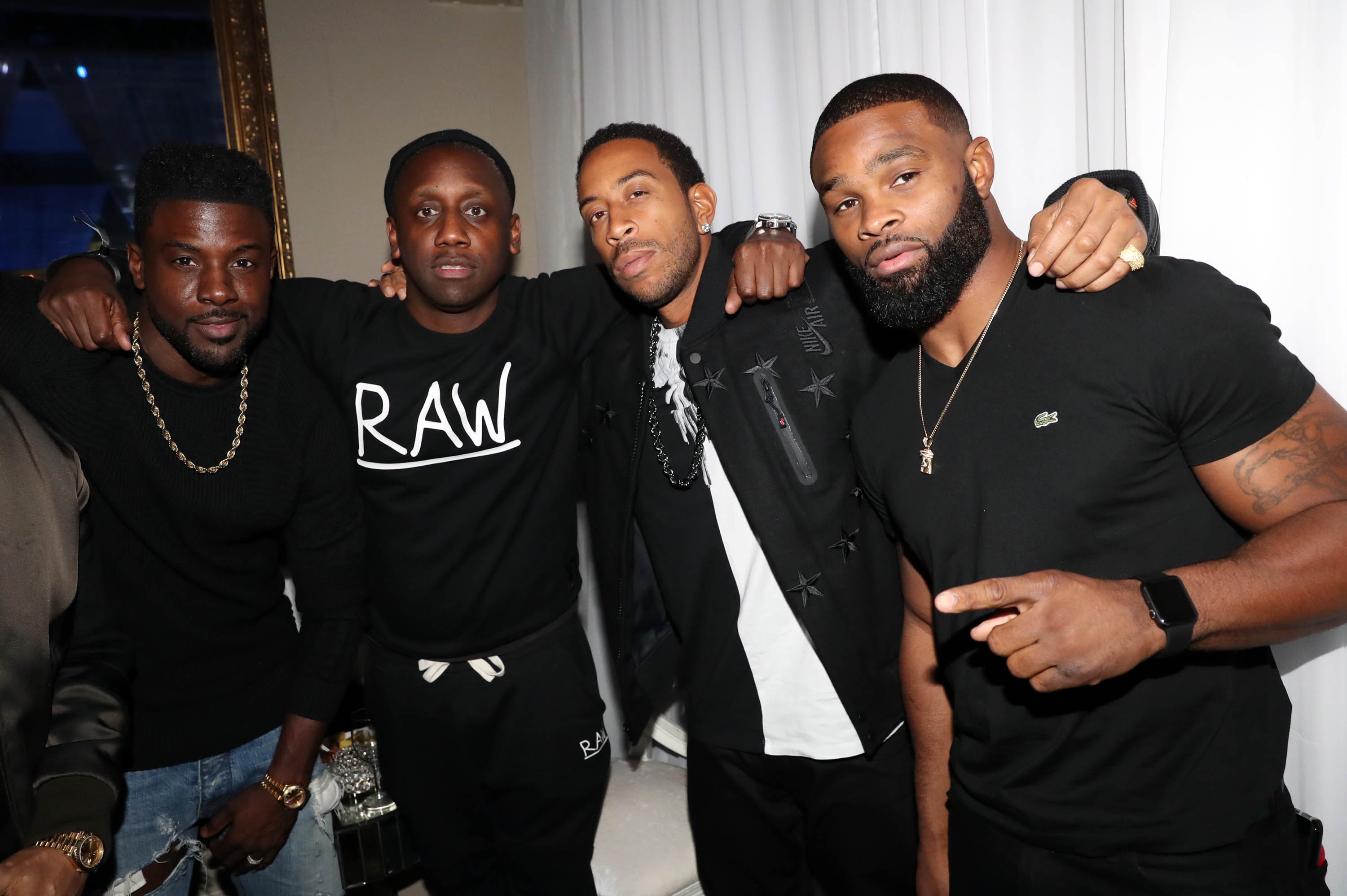 'The Ticket' Super Bowl Kick Off Party With Busta Rhymes