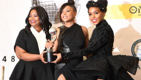 48th NAACP Image Awards - Press Room