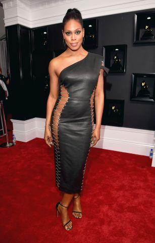 59th GRAMMY Awards - Red Carpet