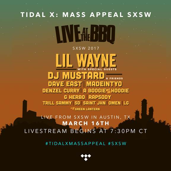 Mass Appeal Live at the BBQ SXSW