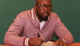 Wyclef Jean Signs 'Purpose: An Immigrant's Story'
