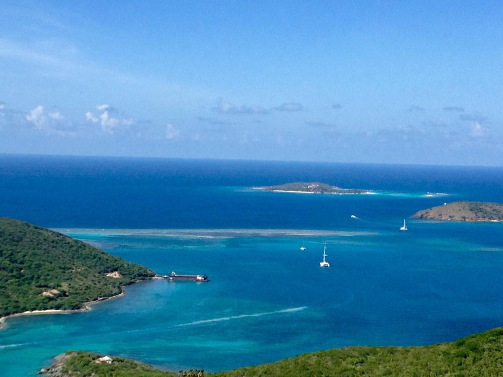 Virgin Island Hopping