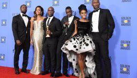 74th Annual Golden Globe Awards - Press Room