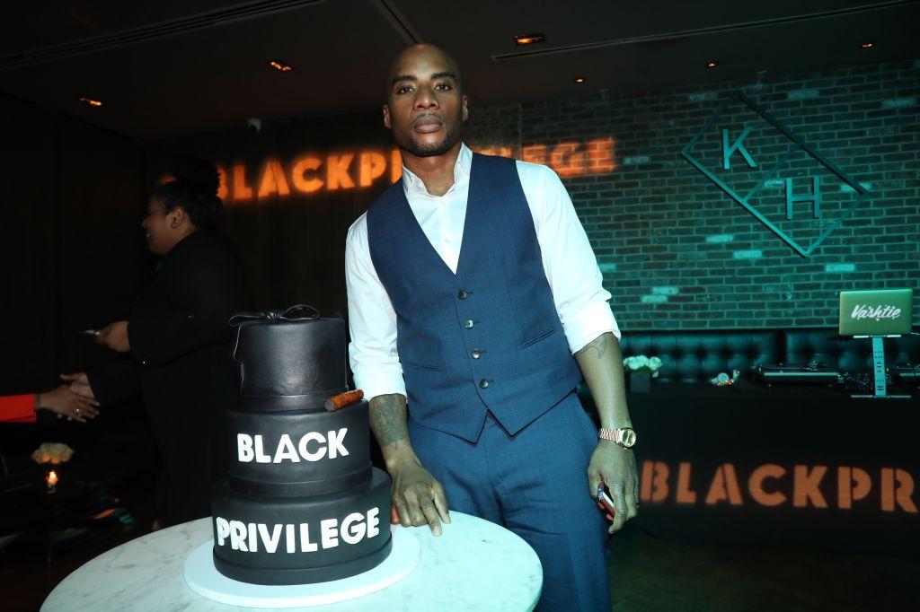 Remy Martin and Charlamagne Tha God Celebrate 'Black privilege' Book Launch