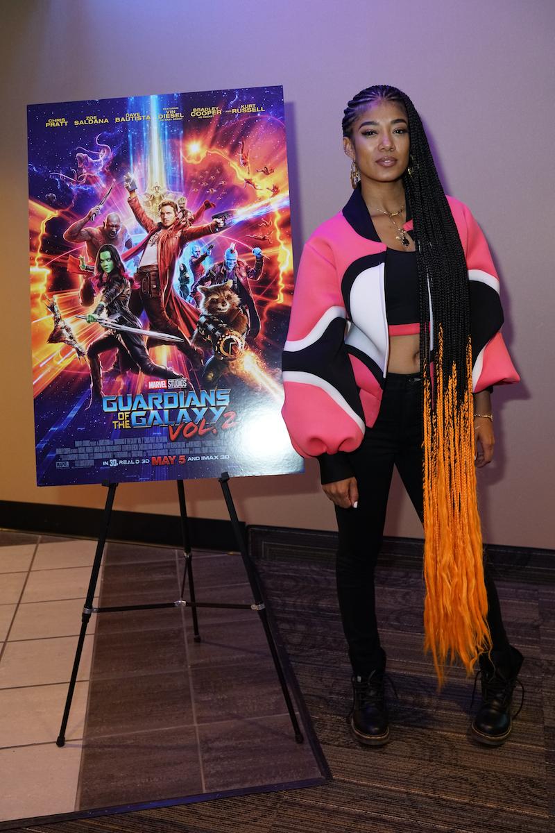 Guardians Of The Galaxy, Mila J