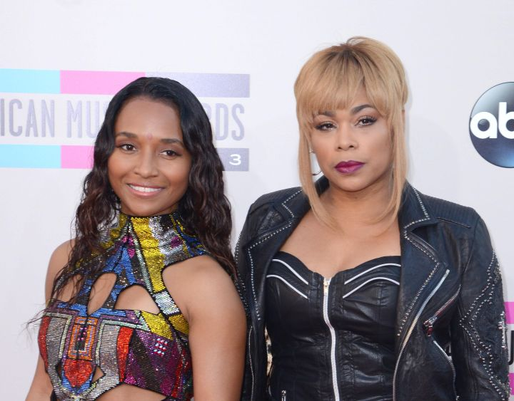 Chilli and T-Boz