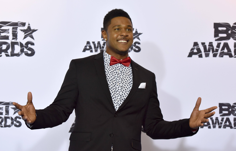 2015 BET Awards - Press Room