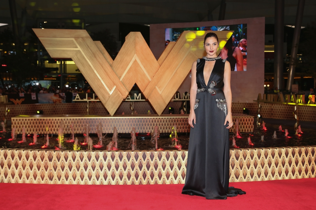 'Wonder Woman' Mexico City Premiere - Red Carpet