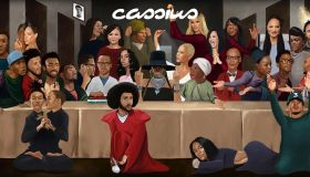 Cassius First Supper
