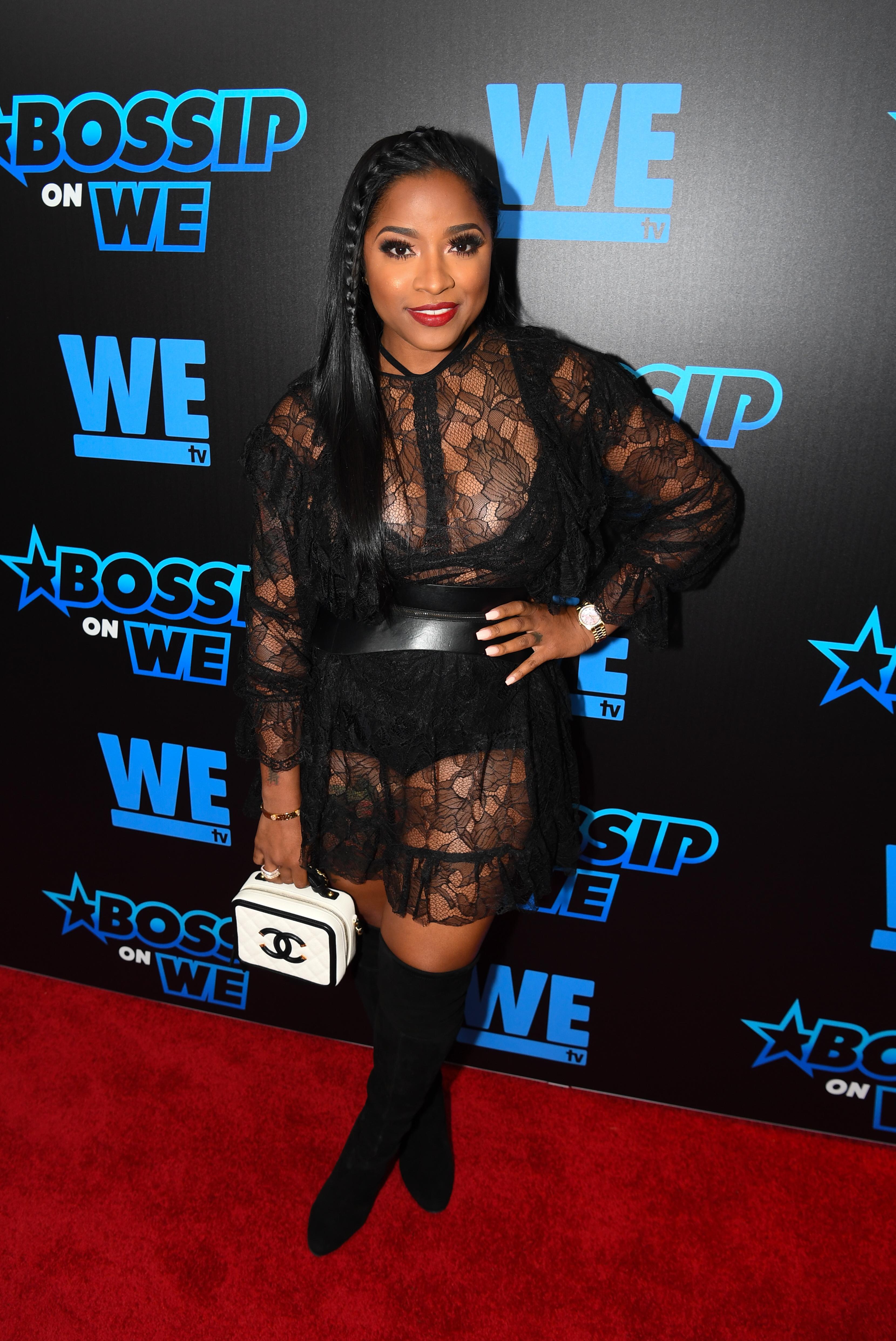 'Bossip On WE' Atlanta Launch Celebration