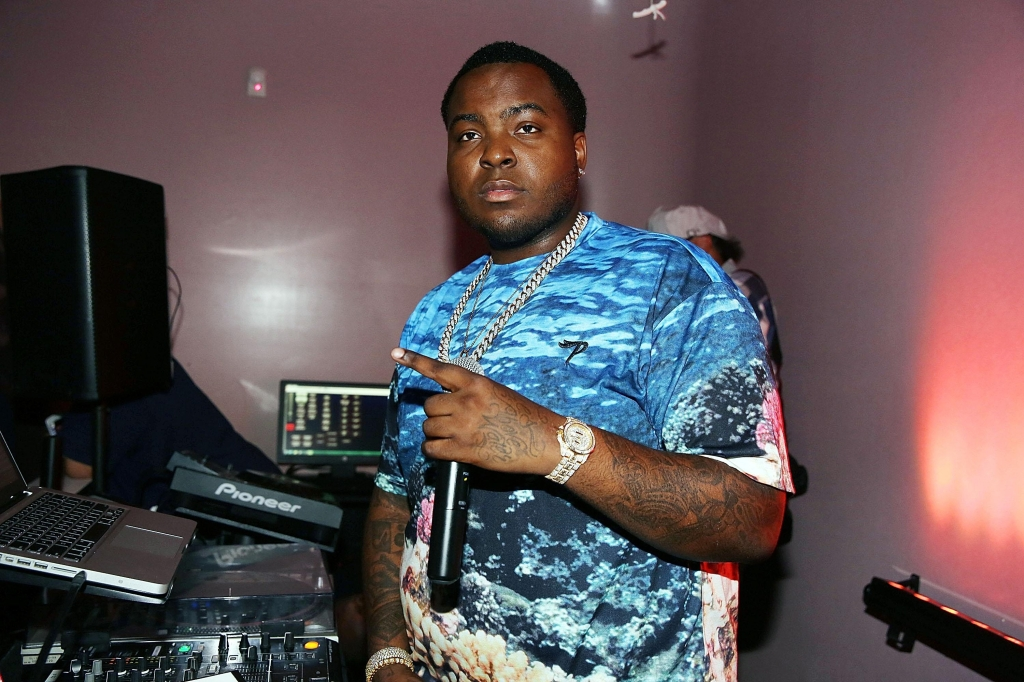 Sean Kingston 'Back 2 Life' Album Listening Party