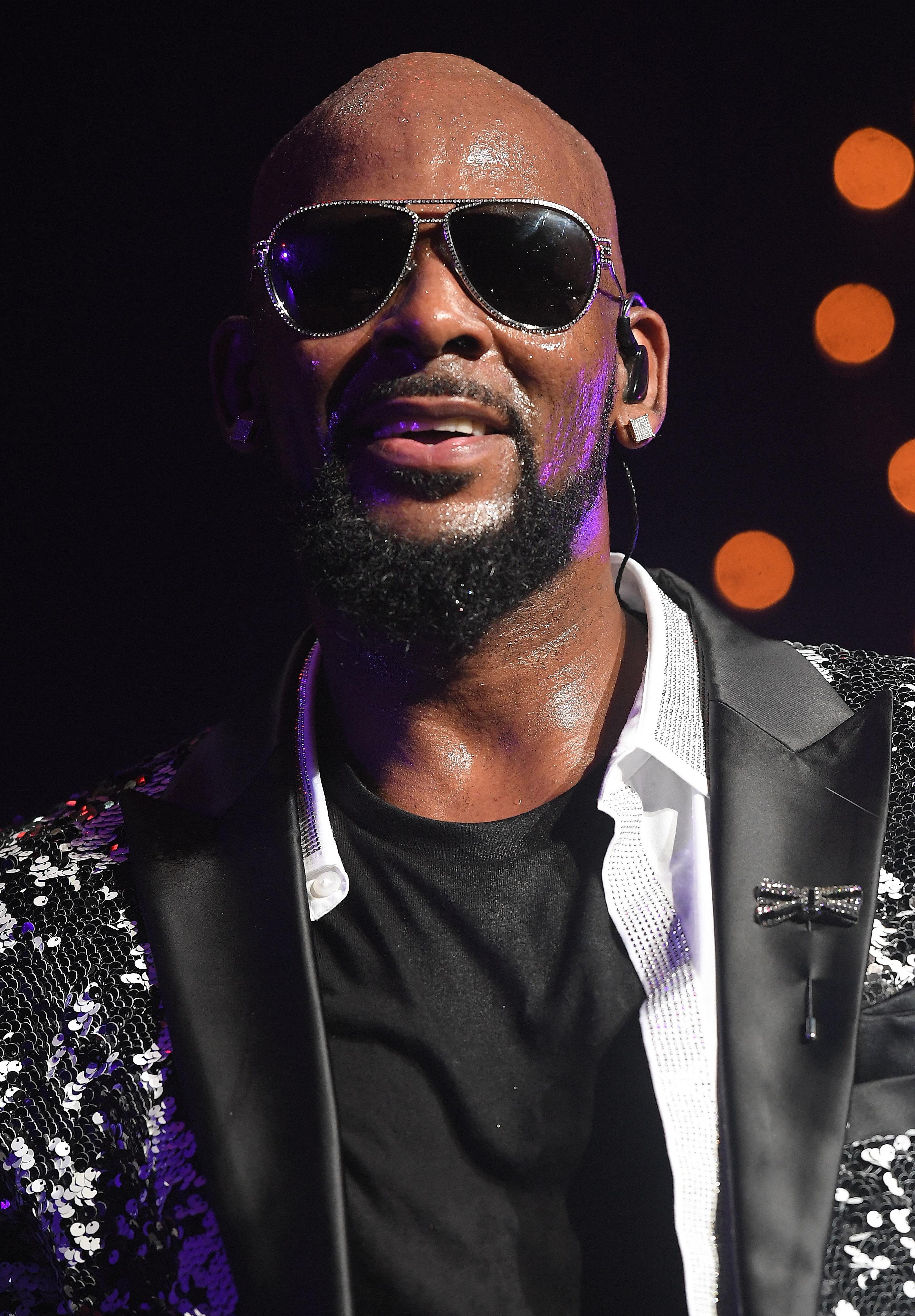 R. Kelly In Concert - Atlanta, Georgia