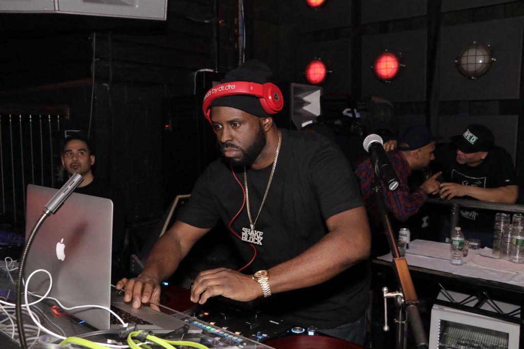 DJ Enuff's Birthday Party