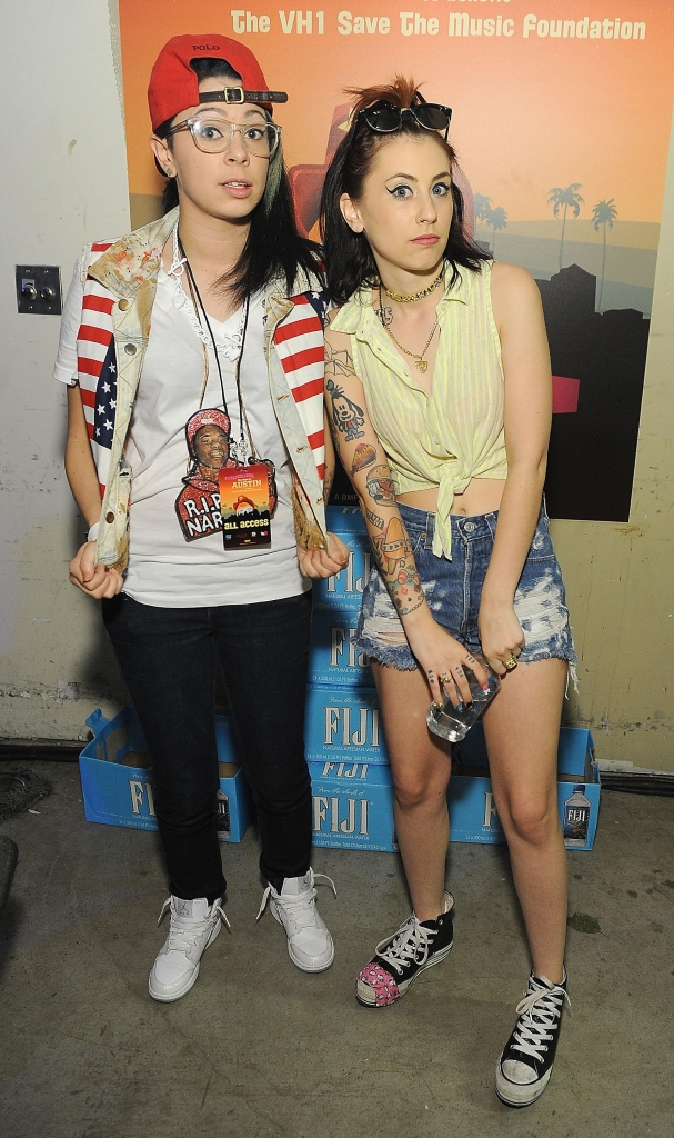 FIJI Water At The Welcome To Perez Hilton's One Night in Austin!