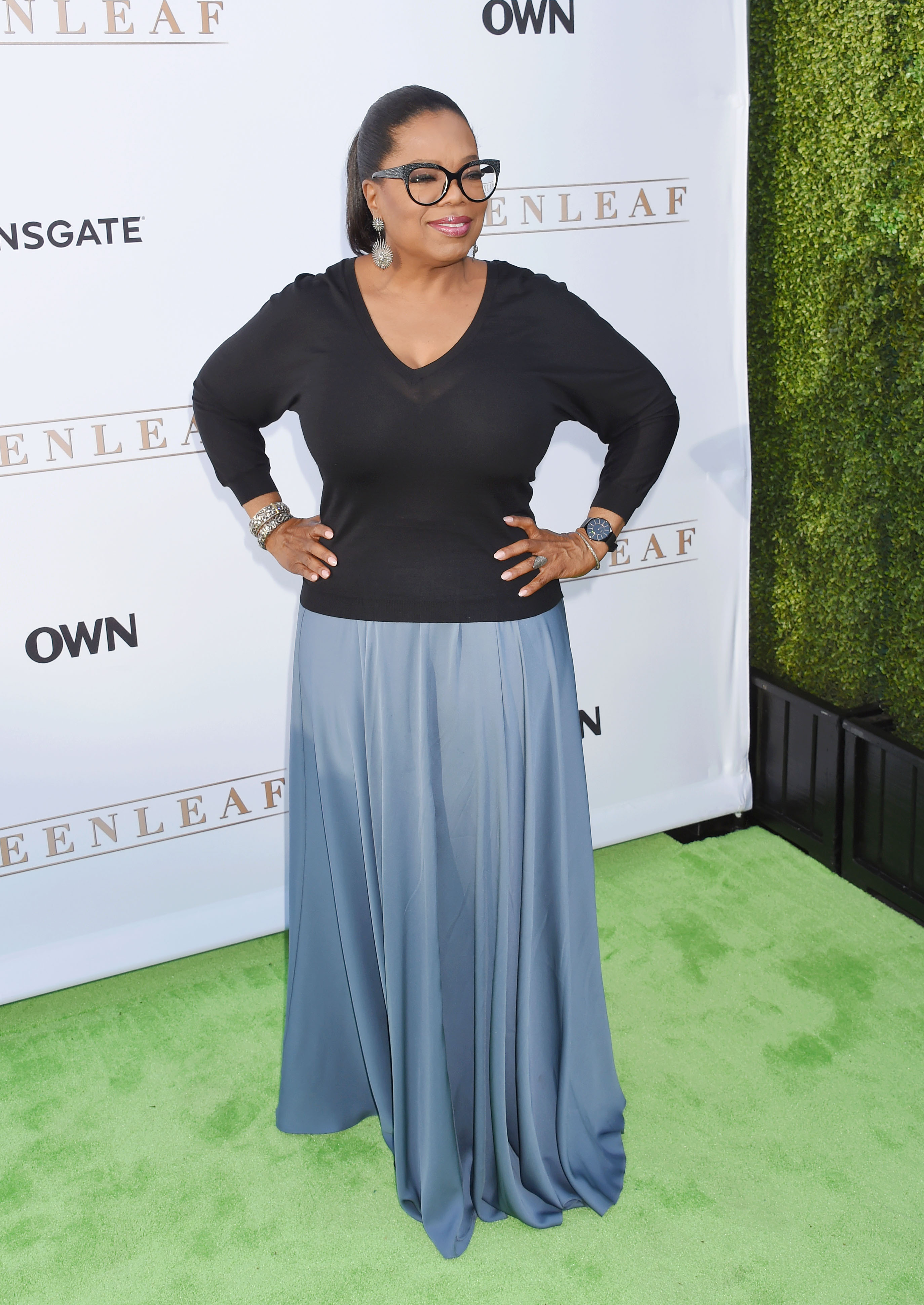Premiere Of OWN's 'Greenleaf' - Arrivals