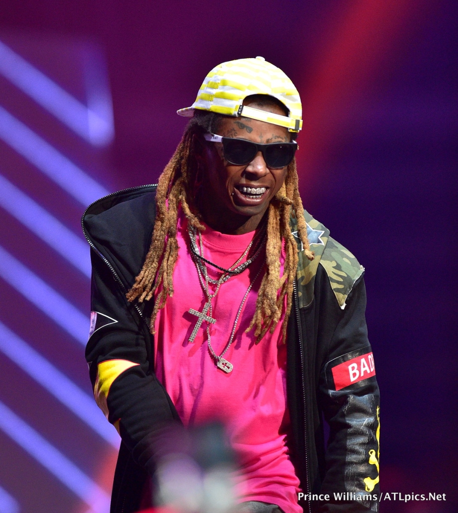 Lil Wayne #BirthdayBashATL2017