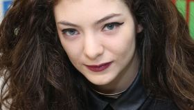 Lorde Visits 'The Elvis Duran Z100 Morning Show'