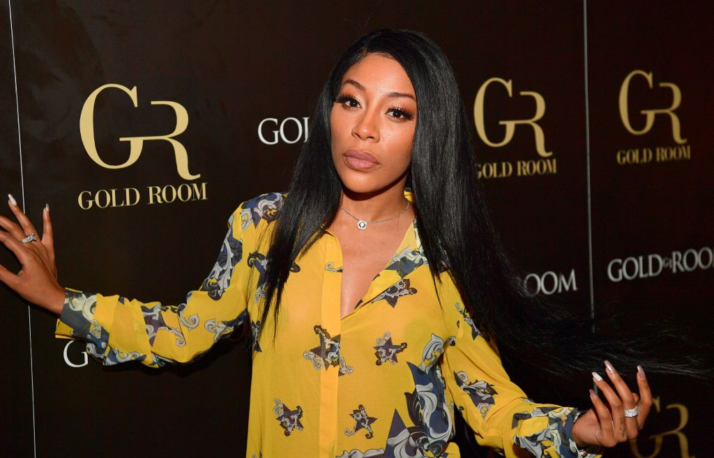 Hair Show Weekend With K. Michelle And Nelly