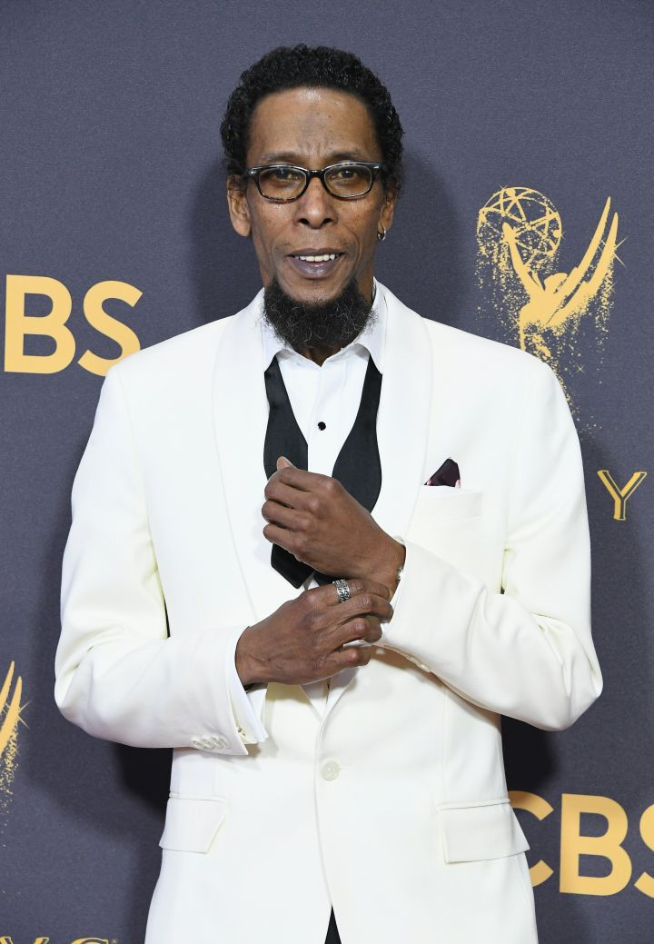 Jones was recognized at this year's Emmys.