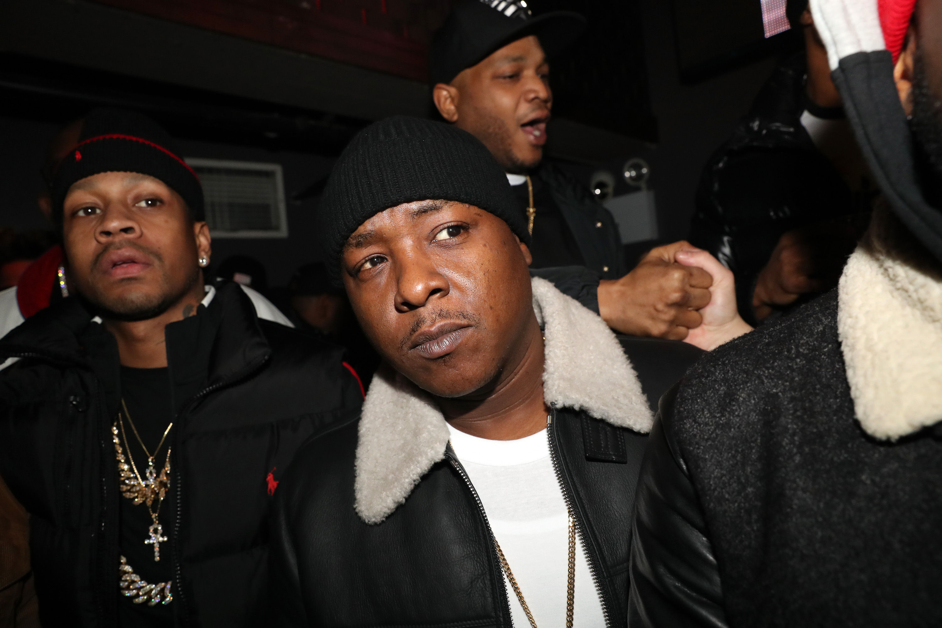The Lox In Concert - New York, NY