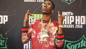 BET Hip Hop Awards 2016 - Green Carpet