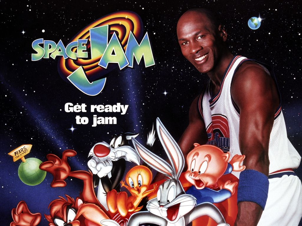 One Sheet For 'Space Jam'