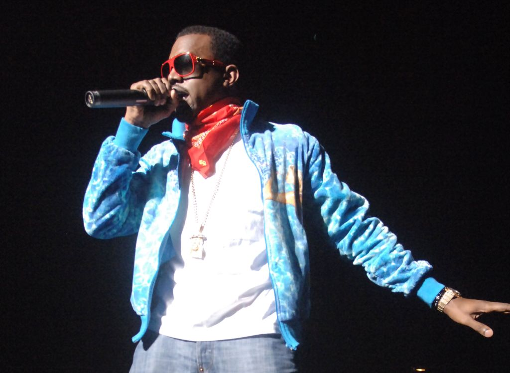 Kanye West 'Touch The Sky Tour 2006' at Yokohama Blitz in Tokyo - April 5, 2006