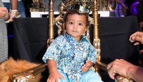 Asahd Khaled's 1st Birthday part   LIV