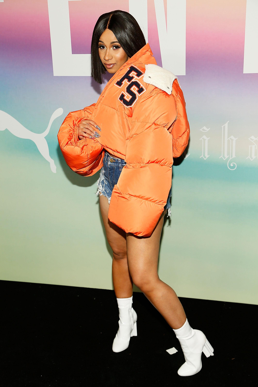 Fenty Puma By Rihanna - Front Row & Backstage - September 2017 - New York Fashion Week