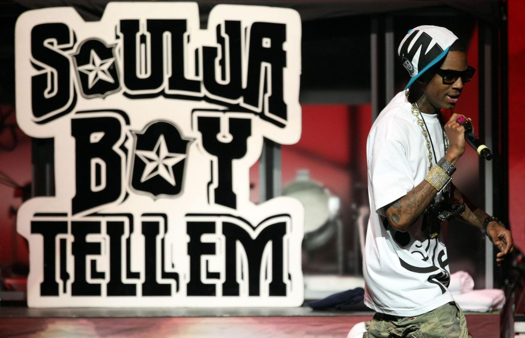 Lil Wayne, Young Jeezy, Soulja Boy & Drake In Concert