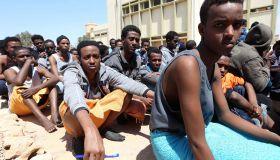LIBYA-MIGRANTS