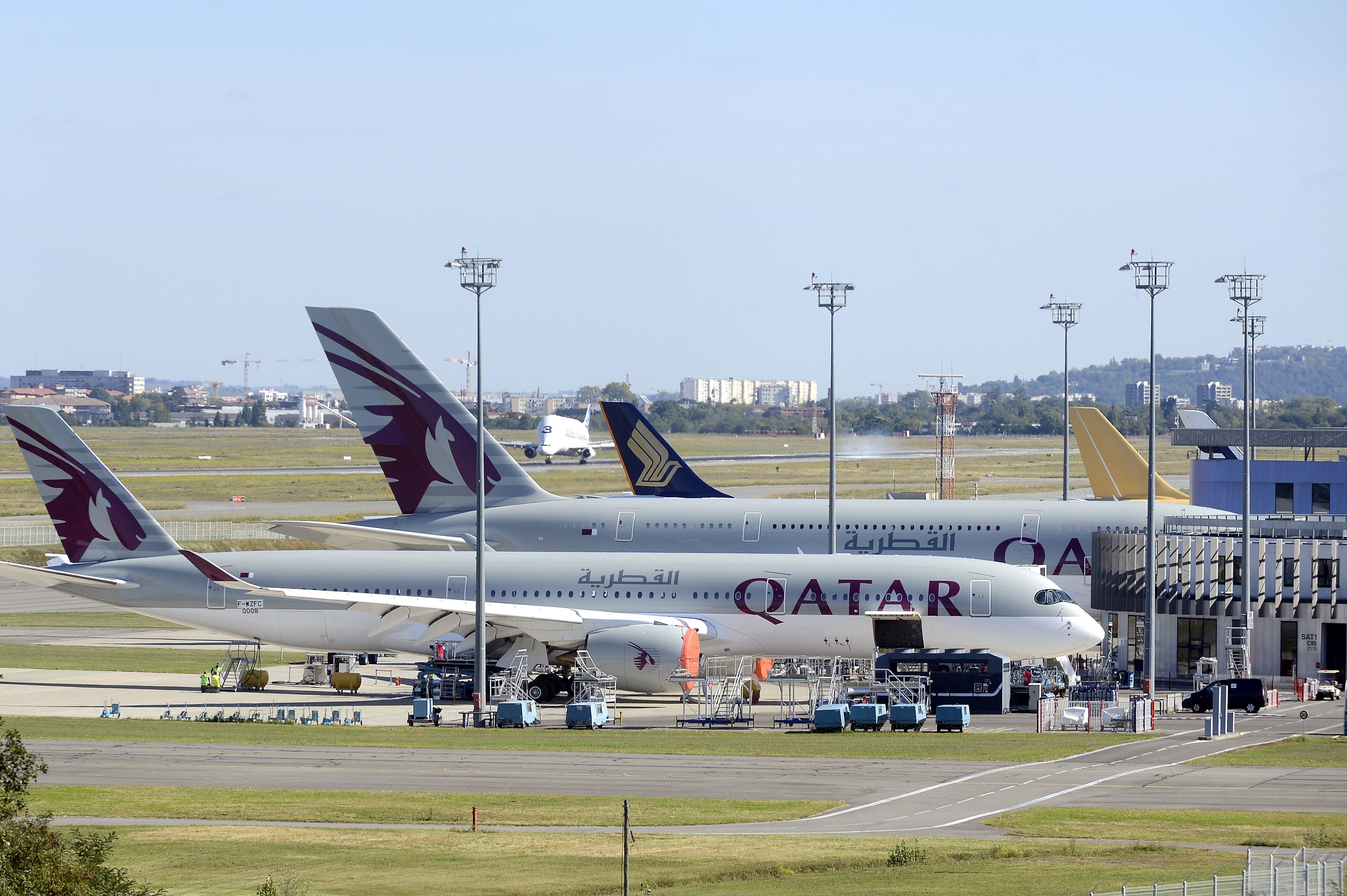 FRANCE-QATAR-ECONOMY-AIRBUS