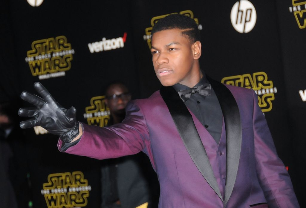 Premiere Of Walt Disney Pictures And Lucasfilm's 'Star Wars: The Force Awakens' - Arrivals