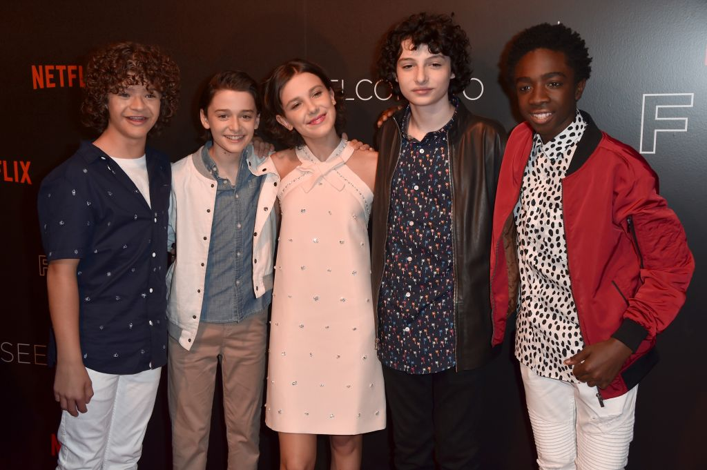 Netflix's 'Stranger Things' FYC Event - Arrivals