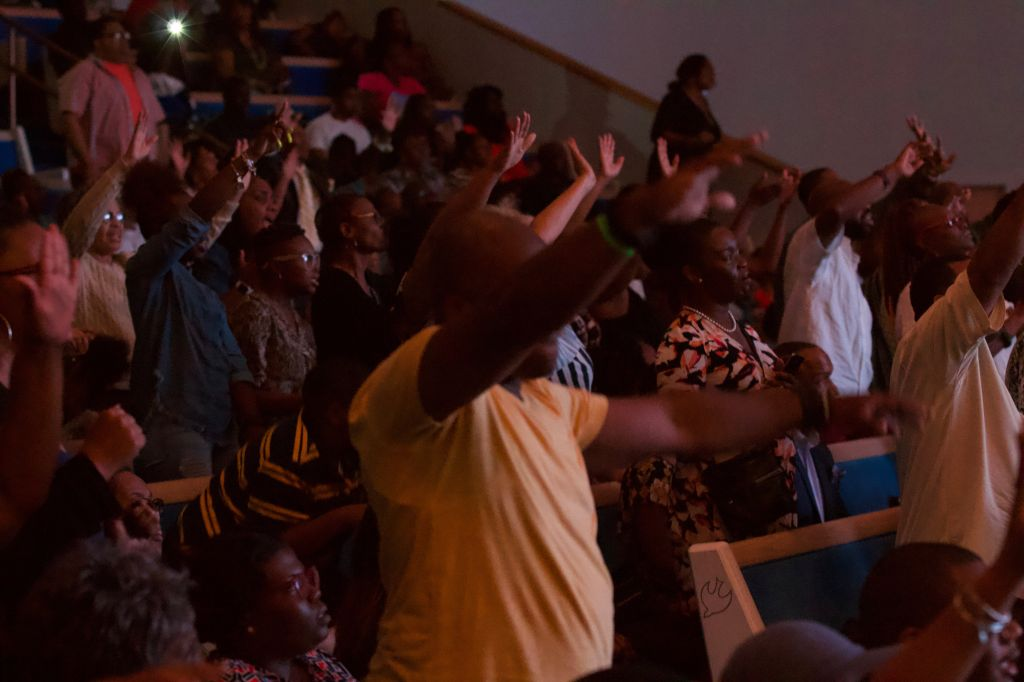 Praise Moments At Spirit Of Praise 2017